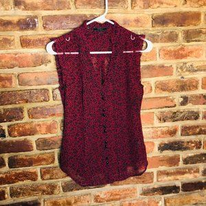 ♦️Women's Guess Button Down Blouse Size Small